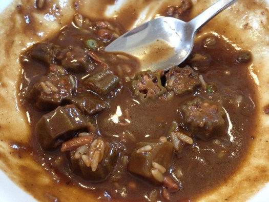 Gumbo, St. Roch Market, New Orleans