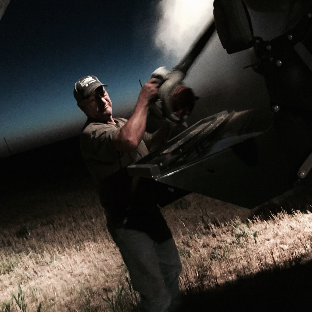 Z Crew: It's what you do when you're a harvester.