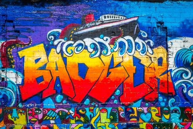 Ludington Street Art