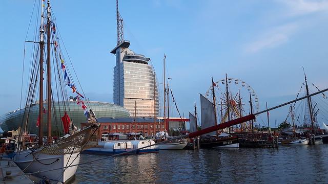 Een weekendje in Bremerhaven - Seestadtfest