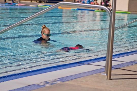 swimmer boy