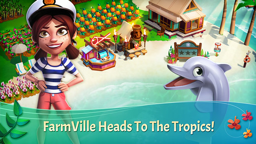 game minggu ini farmville tropic escape