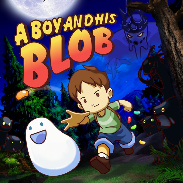A Boy And His Blob (Cross-Buy)