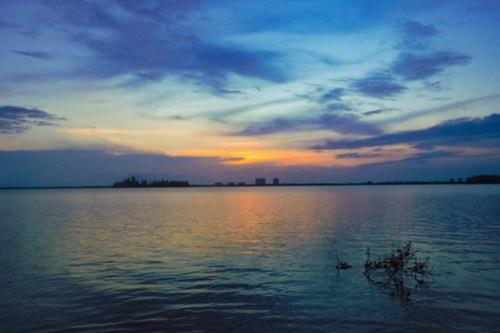 Indian River Sunrise Paddling-1