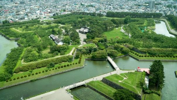 Goryokaku Pentagonal Fort