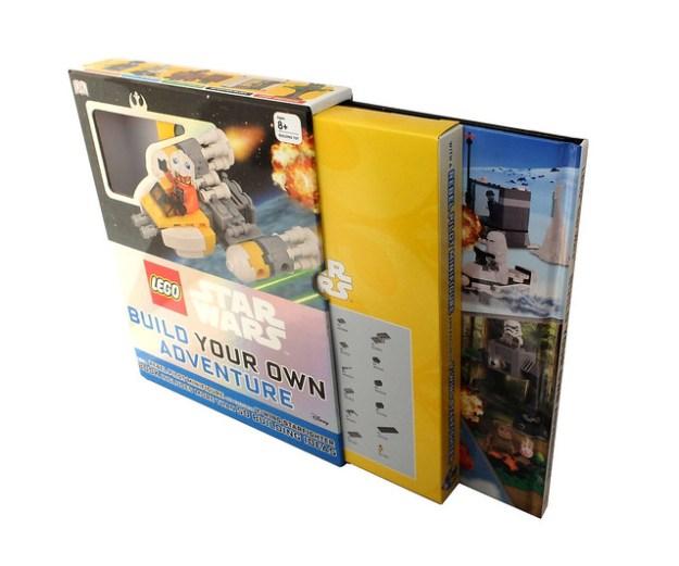 Lego Star Wars Build Your Own Adventure Exclusive Sneak Peek And