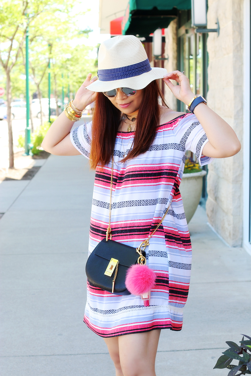 hat-target-dress-summer-outfit-2