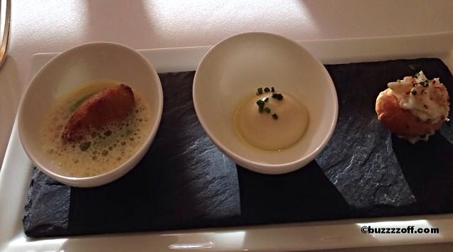 Restaurant Martin Wishart - Amuse Bouche