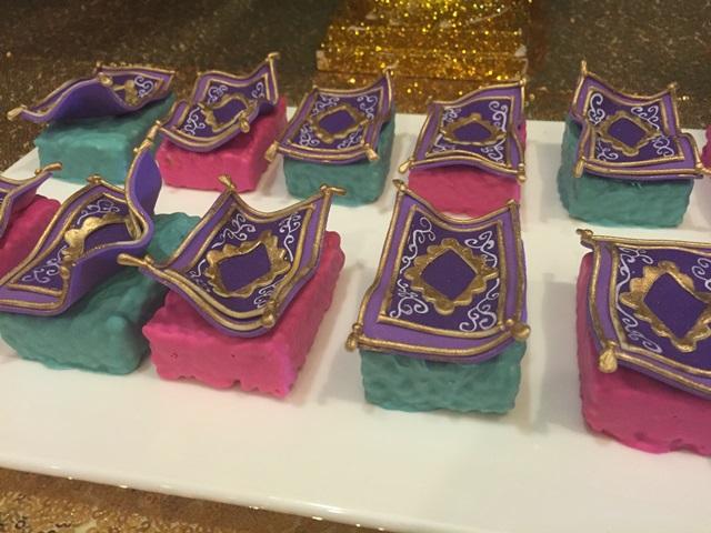 Genie S Princess Jasmine Of Disney Aladdin Themed Party