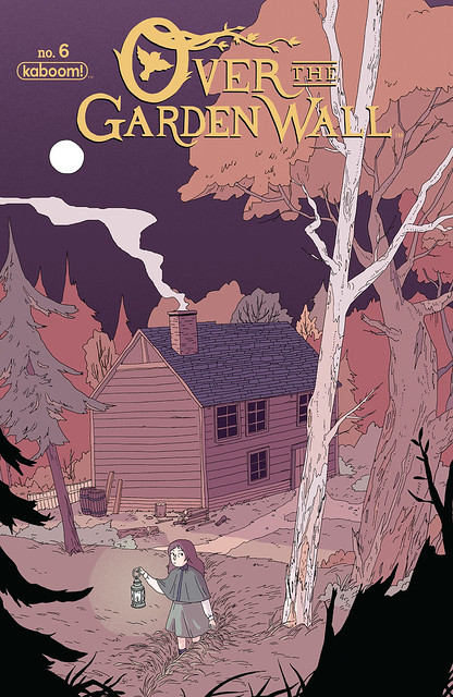 29906968215_ae649d90b0_z ComicList Preview: OVER THE GARDEN WALL #6