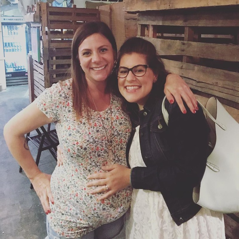 Yay @j.sitcler you look beautiful! So excited for you and your little one! Thank you for inviting me - sorry we couldn't stay. It's a popular day for baby showers.