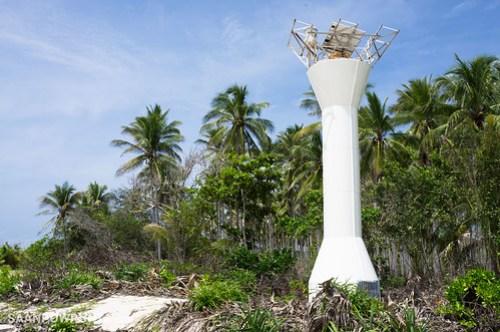 Olanivan Island Lighthouse