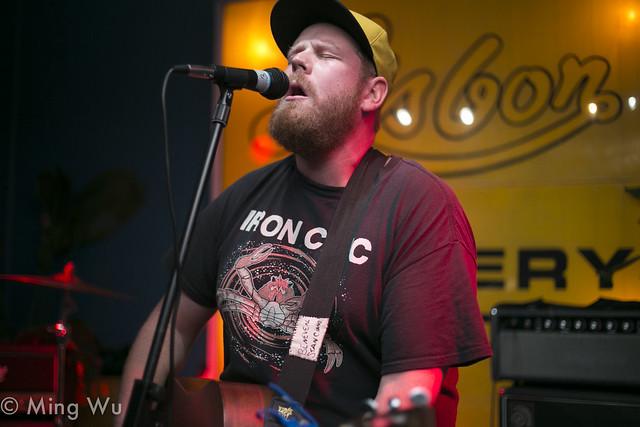 Jon Creeden @ Bar Robo