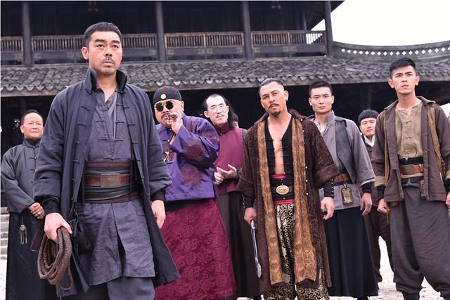 Call of Heroes Sean Lau Ching wen