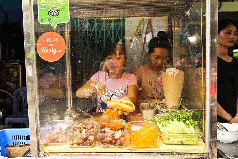 Hanoi is one of the world's great food cities - the street food is to die for. Eat yourself silly with this itinerary for 36 hours in Hanoi!