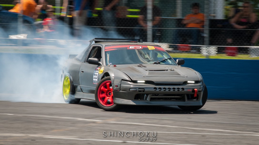 Evergreen Drift - ProAm Round 3 (7-17-16)