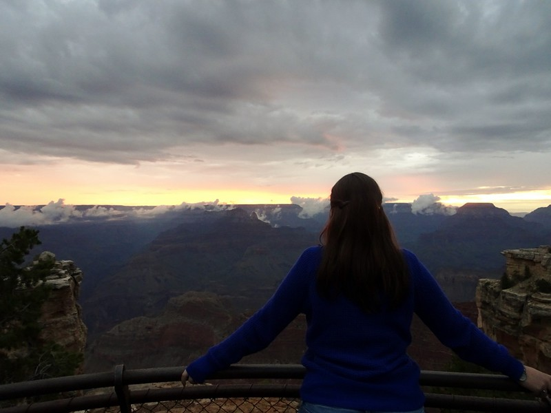 Grand Canyon accommodation in Flagstaff - the tea break project solo travel blog