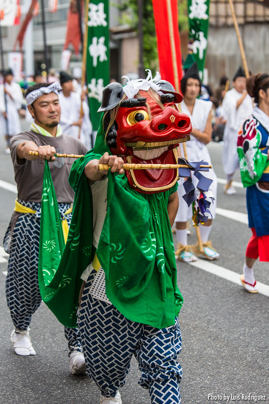 Festival Sansha Taisai de Hachinohe-34