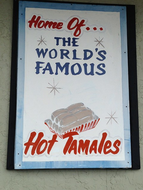 Hicks' Hot Tamales, Clarksdale MS