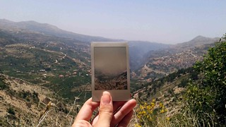 Picture Comparison Kadisha Valley