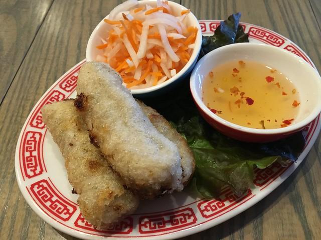 Fried Imperial Rolls Mekong Kitchen Vittle Monster