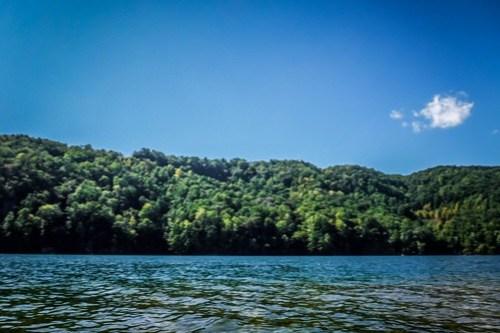 Lake Jocassee with Bennie Waddell-73