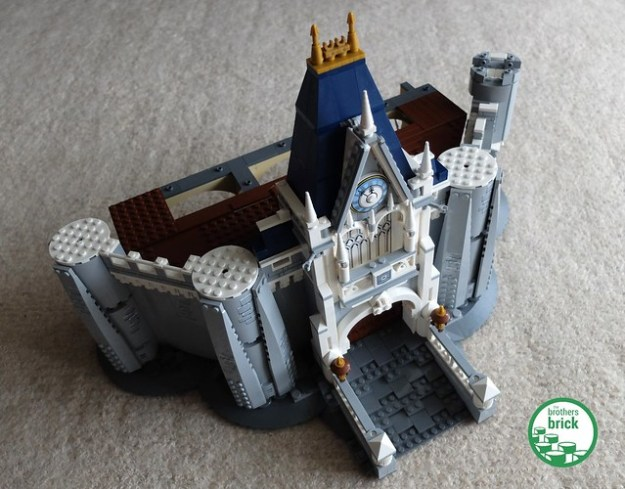 TBB Disney Castle Review 11