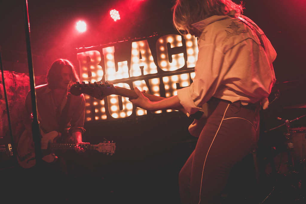Black Honey at the Lexington