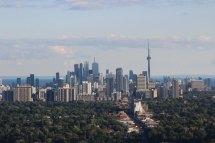 Toronto Skyline 0 Urbantoronto