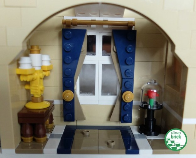 TBB Disney Castle Review 16