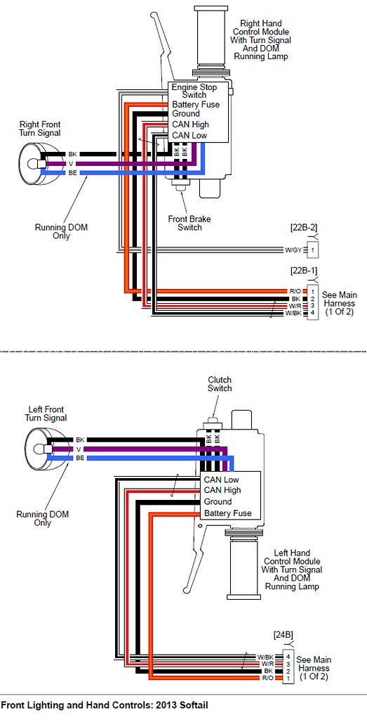 harley turn signal wiring diagram 1998 jeep cherokee trailer relocated the front signals on my breakout - page 10 davidson forums