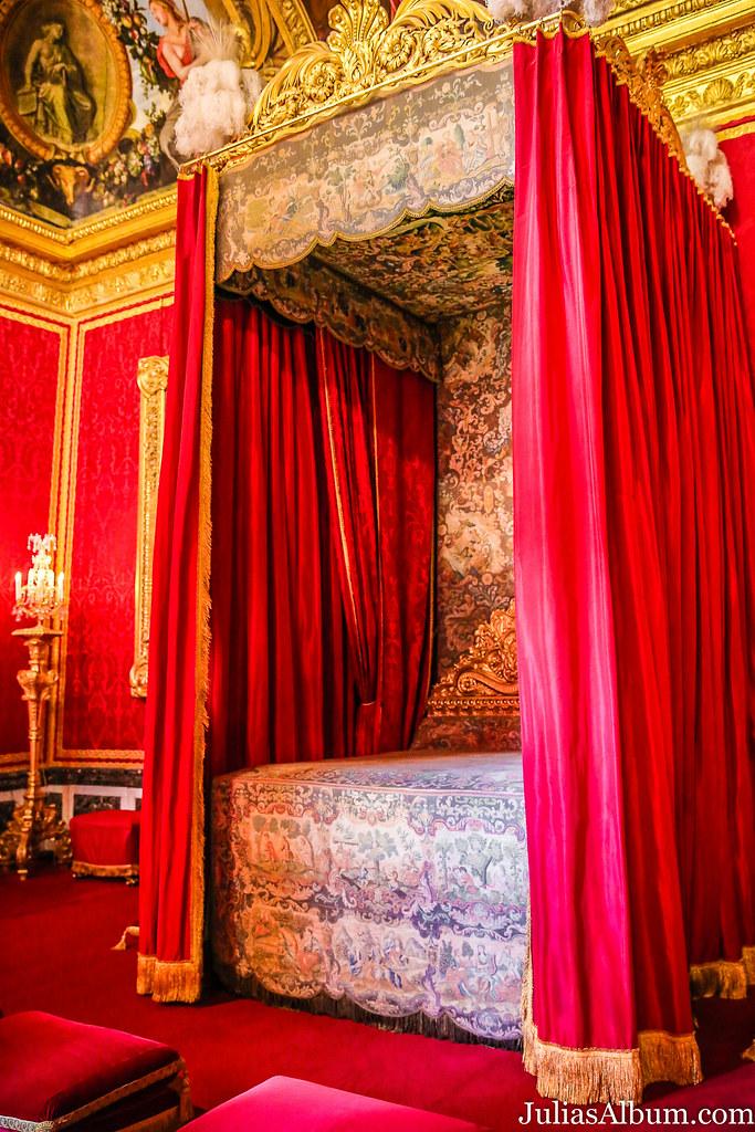 Palace of Versailles Interior Apartments  Julias Album