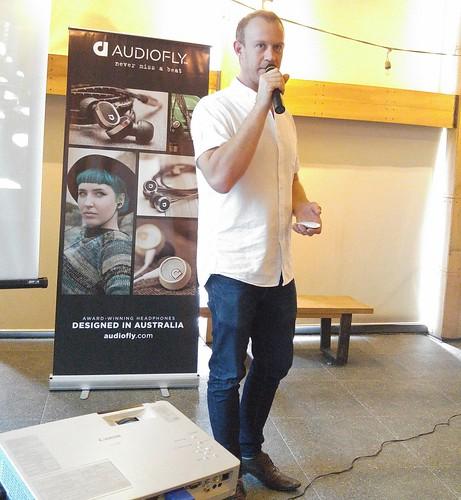 Audiofly launch