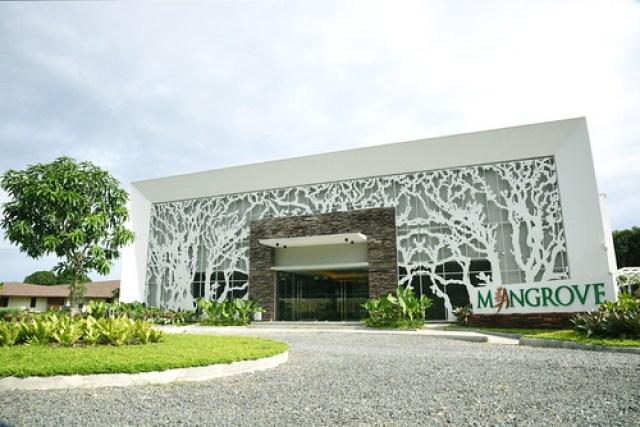 Mangrove exterior