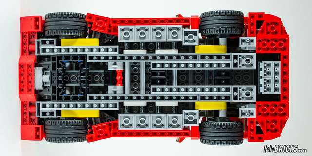 REVIEW LEGO 10248 Ferrari