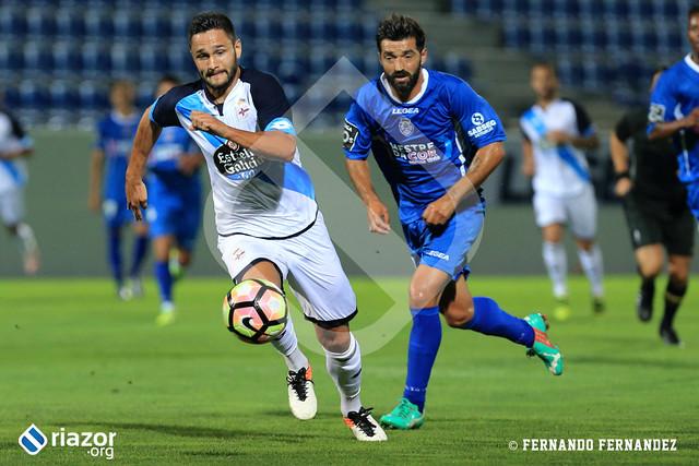 Pretemporada 16/17. Feirense 0 - Dépor 1