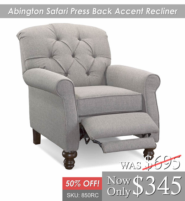 Abington Safari Recliner