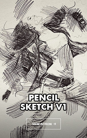 Special Sketch Photoshop Action - 119