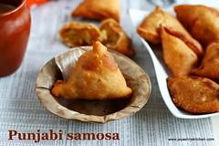 Punjabi- samosa