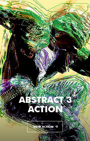 Special Sketch Photoshop Action - 66
