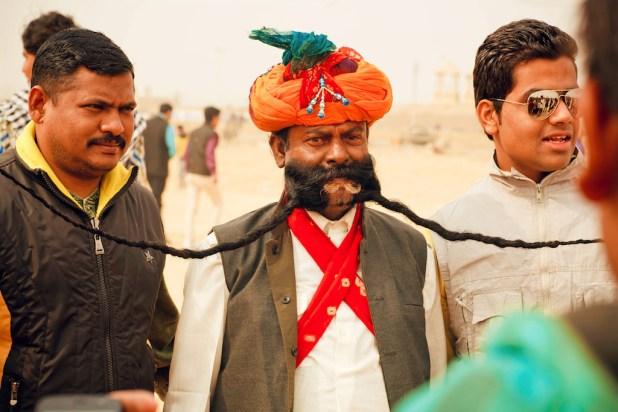 Gentes de Jaisalmer