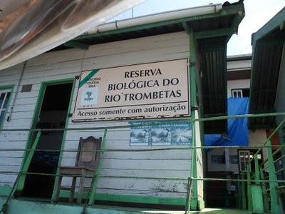 MPF quer sentença que ordenou titulação quilombola no Trombetas seja cumprida, Reserva biológica