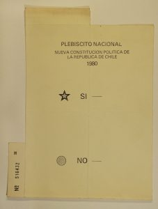 plebiscito 1980