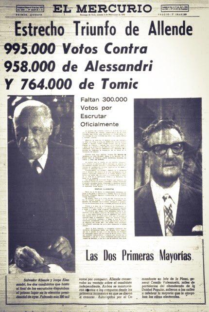 Allende gana 2