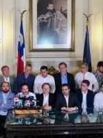 Acuerdo por la paz social y la nueva constitución 15 de noviembre 2019