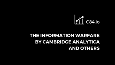 The information warfare by Cambridge Analytica and others image