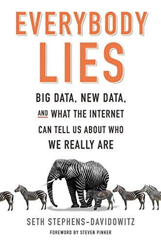 Book Cover Everybody Lies