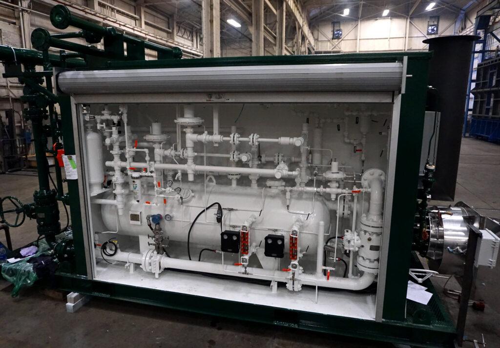 Gas Production Units