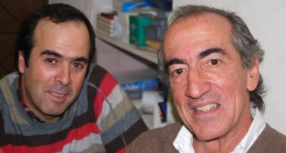 José Gonçalez e Carlos Guedes de Amorim