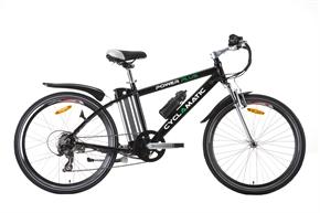 Cyclamatic Power Plus Electric Bike - Black